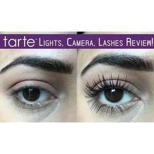 Tarte Makeup   NWT Tarte Lights, Camera, LASHES 4 In 1 Mascara